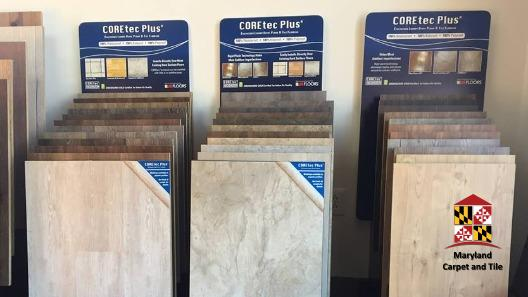 See new COREtec samples in our showroom